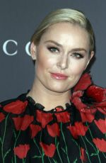 LINDSEY VONN at 2017 LACMA Art + Film Gala in Los Angeles 11/04/2017