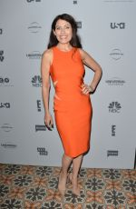 LISA EDELSTEIN at NBC/Universal's Press Junket in Los Angeles 11/13/2017