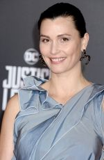 LISA LOVEN KONGSLI at Justice League Premiere in Los Angeles 11/13/2017