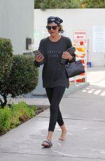 LISA RINNA Leaves a Gym in Los Angeles 11/20/2017