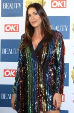 LISA SNOWDON at OK! Magazine Beauty Awards in London 11/28/2017