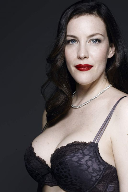 LIV TYLER for Triumph Essence Lingerie, Autumn/Winter 2017 Collection