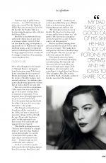 LIV TYLER in Elle Magazine, Singapore December 2017 Issue