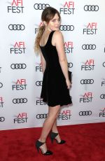 LORRAINE NICHOLSON at Afi Filmmakers Afi Fest in Los Angeles 11/08/2017