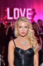 LOTTIE MOSS at Club Love in Benefit of Elton John Aids Foundation in London 11/29/2017
