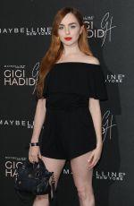 LOUISA CONNOLLY-BURNHAM at Gigi Hadid x Maybelline Party in London 11/07/2017