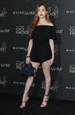 LOUISA CONNOLLY-BURNHAM at Gigi Hadid x Maybelline Party in London 11/07/2017