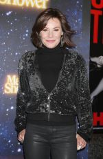 LUANN DE LESSEPS at Meteor Shower Broadway Opening Night in New York 11/29/2017