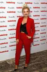 LUCY FALLON at Inside Soap Awards 2017 in London 11/06/2017