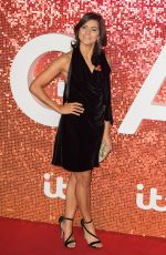 LUCY VERASAMY at ITV Gala Ball in London 11/09/2017