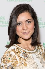 LUCY VERASAMY at MacMillan Cancer Support Winter Gala in London 11/29/2017