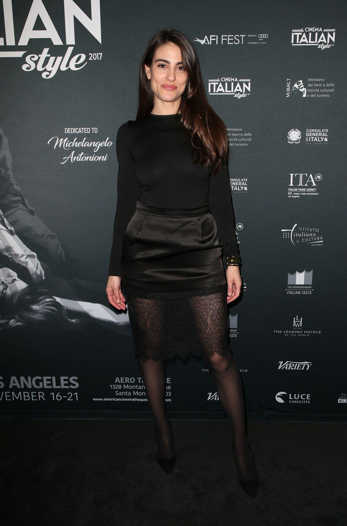 Luisa moraes a ciambra screening cinema italian style in los angeles naked (37 photo), Feet Celebrity photo