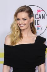 LYDIA HEARST at American Music Awards 2017 at Microsoft Theater in Los Angeles 11/19/2017