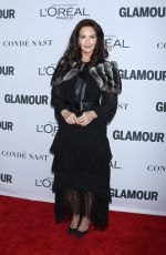 LYNDA CARTER at Glamour Women of the Year Summit in New York 11/13/2017