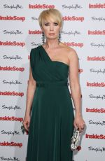 LYSETTE ANTHONY at Inside Soap Awards 2017 in London 11/06/2017