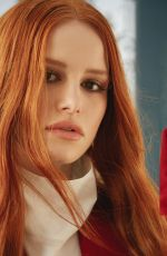 MADELAINE PETSCH for Byrdie Beauty, November 2017