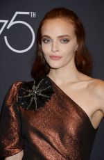 MADELINE BREWER at HFPA & Instyle Celebrate 75th Anniversary of the Golden Globes in Los Angeles 11/15/2017