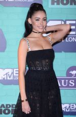 MADISON BEER at 2017 MTV Europe Music Awards in London 11/12/2017