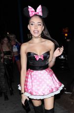 MADISON BEER at Kendall Jenner