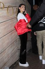 MADISON BEER at Poppy Night Club in West Hollywood 11/06/2017