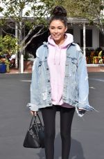 MADISON BEER Leaves Fred Segal in West Hollywood 11/29/2017