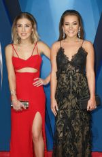 MADISON MARLOW and TAYLOR DYE at 51st Annual CMA Awards in Nashville 11/08/2017