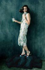 MAGGIE GYLLENHAAL for As If Magazine, November 2017