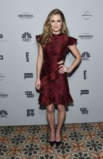 MAGGIE LAWSON at NBC/Universal