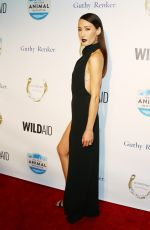 MAGGIE Q at An Evening with Wildaid in Beverly Hills 11/11/2017