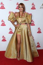 MAJIDA ISSA at 2017 Latin Recording Academy Person of the Year Awards in Las Vegas 11/15/2017