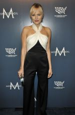 MALIN AKERMAN at 2017 Humane Society Gala in New York 11/10/2017