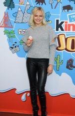MALIN AKERMAN Hosts Kinder Joy USA Launch for Ferrero Chelsea Piers in New York 11/13/2017