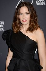 MANDY MOORE at HFPA & Instyle Celebrate 75th Anniversary of the Golden Globes in Los Angeles 11/15/2017