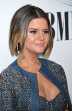 MAREN MORRIS at 65th Annual BMI Country Awards in Nashville 11/06/2017