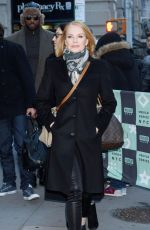 MARG HELGENBERGER at AOL Build in New York 11/17/2017