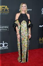 MARGOT ROBBIE at 2017 Hollywood Film Awards in Beverly Hills 11/05/2017