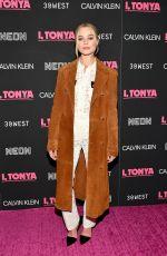 MARGOT ROBBIE at I, Tonya Premiere in New York 11/28/2017