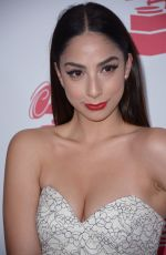 MARIA CHACON at 2017 Latin Recording Academy Person of the Year Awards in Las Vegas 11/15/2017