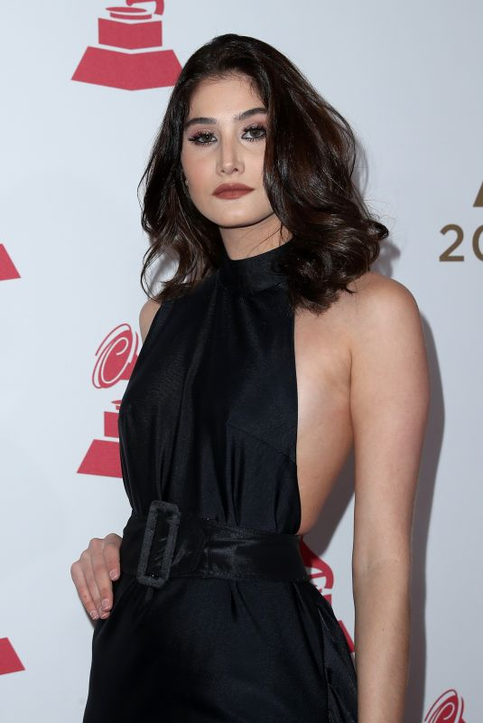 MARIAM HABACH at 2017 Latin Recording Academy Person of the Year Awards in Las Vegas 11/15/2017