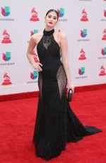 MARIAM HABACH at Latin Grammy Awards 2017 in Las Vegas 11/16/2017
