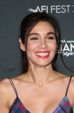 MARIELA GARRIGA at a Ciambra Screening at Cinema Italian Style in Los Angeles 11/16/2017