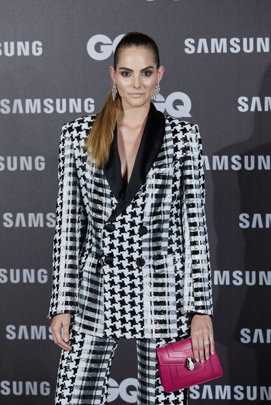 MARINA JAMIESON at GQ Men of the Year Awards in Madrid 11/16/2017