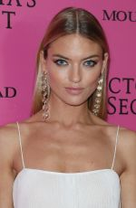 MARTHA HUNT at 2017 VS Fashion Show After Party in Shanghai 11/20/2017