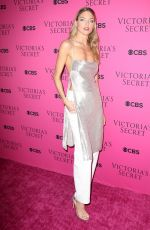 MARTHA HUNT at Victoria's Secret Angels Viewing Party 2017 in New York 11/28/2017