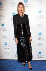 MARTHA HUNT at World of Children Awards in New York 11/02/2017