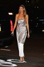 MARTHA HUNT Night Out in New York 1128/2017