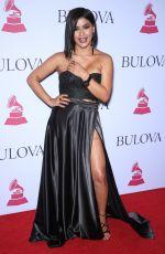 MARTINA LA PELIGROSA at 2017 Latin Recording Academy Person of the Year Awards in Las Vegas 11/15/2017