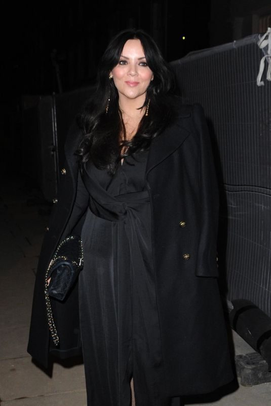 MARTINE MCCUTCHEON at Holiday House London Launch Party 11/08/2017