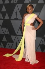 MARY J. BLIGE at AMPAS 9th Annual Governors Awards in Hollywood 11/11/2017