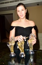 MARYANA SPIVAK at 2nd Golden Unicorn Awards in London 11/25/2017